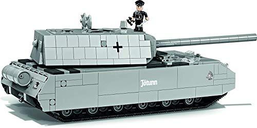 Cobi 3024 - Sd.Kfz. 205 Panzerkampfwagen VIII Maus - World of Tanks (890 Teile)
