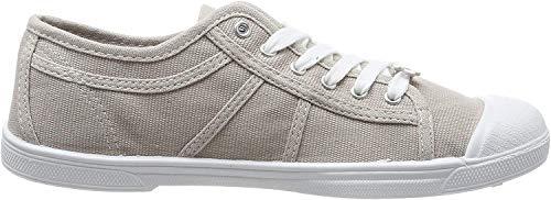 Le Temps des Cerises Basic 02, Sneaker Donna, Grigio (Perle Perle), 38 EU