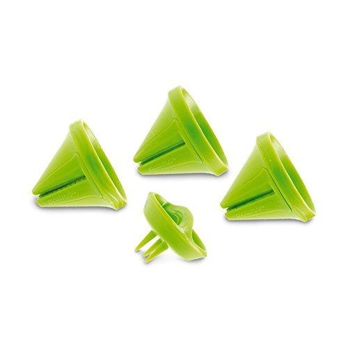 Mastrad F21718 Taille Légumes 3 Lames Vert