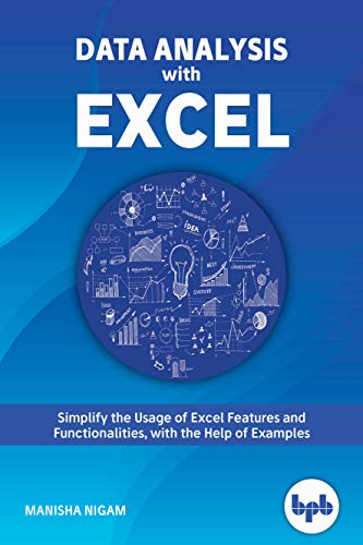 Data Analysis with Excel:  Tips and tricks to kick start your excel skills (English Edition)