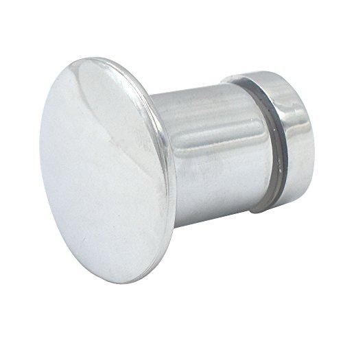 clarmonde1X Dusche Tür Griff/Knauf/geeignet für 5–10mm Dicke Glas (erfordert)