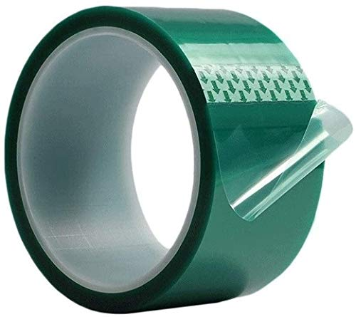 LMX QWEDCV ~ Wasserrohrleckage, Draht, grün Hochtemperaturband, PET hitzebeständiges Klebeband, isolierender Lackschutz Beschichtungs-, Dichtungs- Multifunktions- Reparatur Isolierband-2022