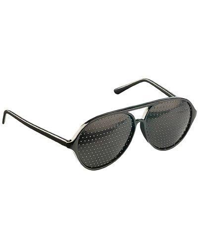 newgen medicals Gitterbrille: Lochbrille (Rasterbrille) - der Augentrainer (Sehhilfen)