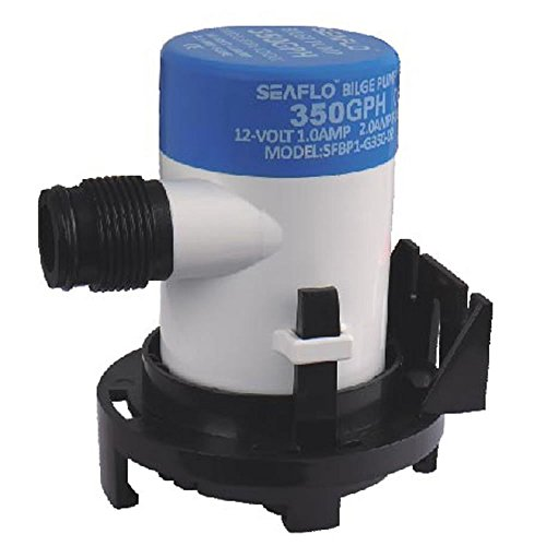 Seaflo Pumpe Stabmixer aus ABS stoßfest 12Volt 350GPH