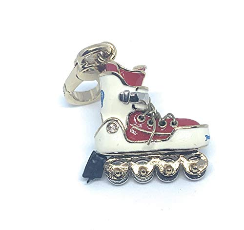 Juicy Couture - Roller Blade/in-line Roller Skate Charm
