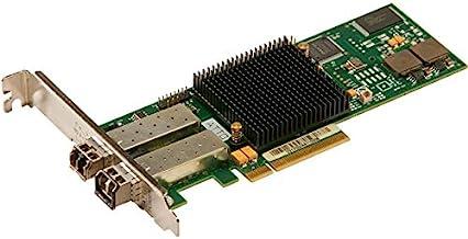 ATTO Celerity FC-82EN Dual-Channel 8Gb/s Fibre Channel PCIe 2.0 Host Bus Adapter ( includes SFPs )