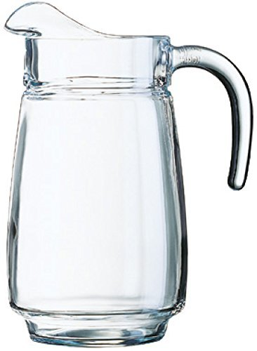 Luminarc ARC 28438 Tivoli Wasserkrug, Saftkrug, 2.3 Liter, Glas, transparent, 1 Stück