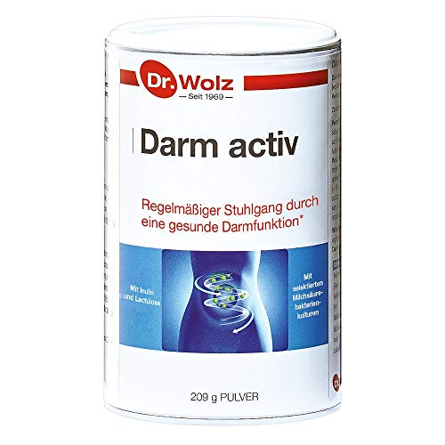 Dr. Wolz Darm activ   209 g