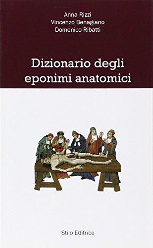 Dizionario degli eponimi anatomici