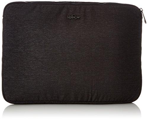 Kipling Laptop Cover 15 Unisex Adults Bag Grey Spark Graphite 15x24x45 cm W x H x L