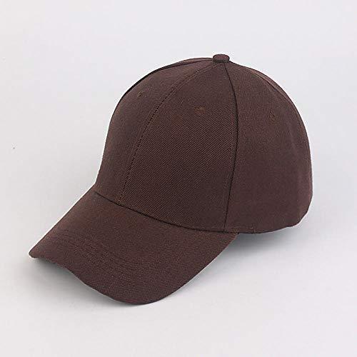 MIBQM Berretti da Baseball in Tinta Unita da Uomo e da Donna in Tinta Unita Cappellino da Viaggio Sportivo Cappellino Personalizzato da Viaggio Cappelli Ricamati Personalizzati-D