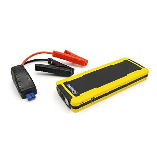 MAXTOOLS, JSL350, Notstarter 700A 170000mAh, für Autos und Fahrzeuge mit großem Hubraum, 230V Ladegerät, Lithium Power Bank, Starthilfe, Booster, Port und Micro-USB-Smartphonekabel mit Led-Licht