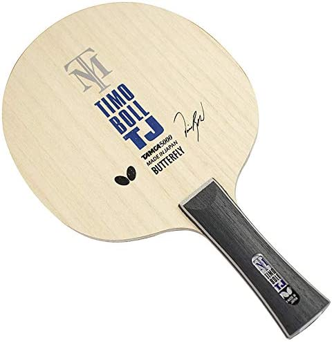 Butterfly Timo Boll TJ Table Tennis Blade TAMCA 5000 Carbon Fiber Blade Timo Boll TJ Blade Junior product image