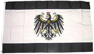 MM Königreich Preußen Flagge/Fahne, 150 x 90 cm, wetterfes