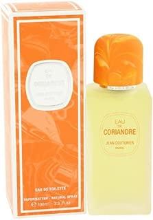CORIANDRE by Jean Couturier Eau De Toilette Spray 3.4 oz by Jean Couturier