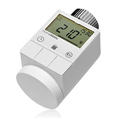 T-Mobile – Mobile 99921814 Thermostat – Thermostat (Digital, 1,5 LR6/Mignon/AA, 3 V, 180 mA, weiß)