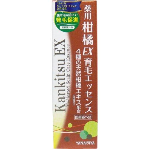【柳屋本店】薬用柑橘EX 育毛エッセンス 180ml(医薬部外品)