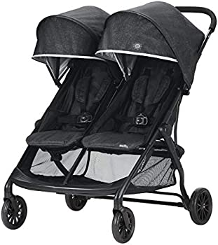 Evenflo Aero2 Self-Standing Folding Ultra-Lightweight Double Strollers