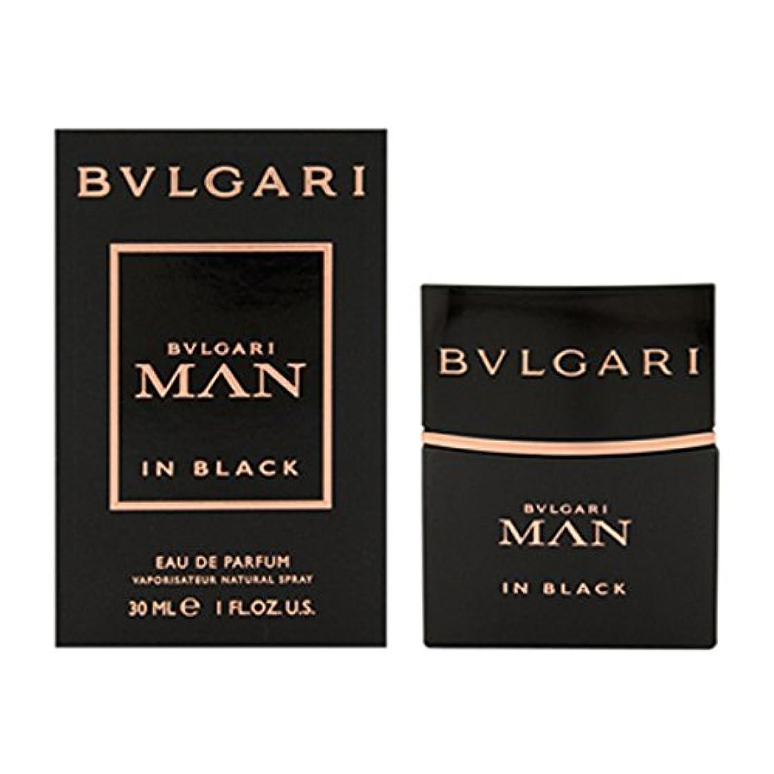 チャンピオン説明する不実BVLGARI マン イン メンズ 香水 EP/SP/30ml 4044-BV-30 ブラック [並行輸入品]