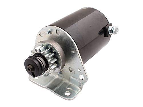 Anlasser passend für Briggs & Stratton Motor 693551 14 Zähne Starter 593934
