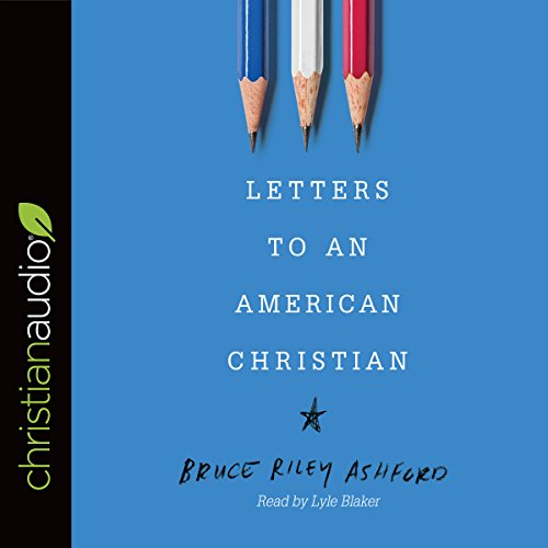 Letters to an American Christian audiobook cover art