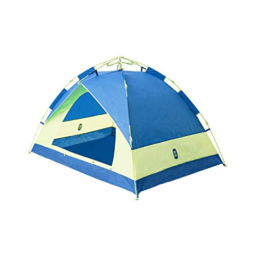 AGBFJY Outdoor Camping Beach Toerisme Automatische Ultralight Tent Pop-Up Party Visserij Shelter 4-Persoon Familie Tent