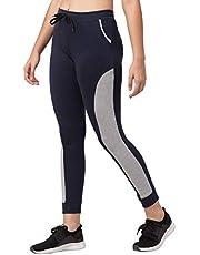 Bluecon Women's Slim Fit Trackpants