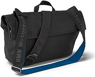 BMW Genuine Motorcycle Motorrad Messenger Case Bag Black 18 liters