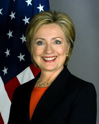 Hillary Clinton OFFicial site Official Secretary of State Photo Quality inspection Bengh Portrait