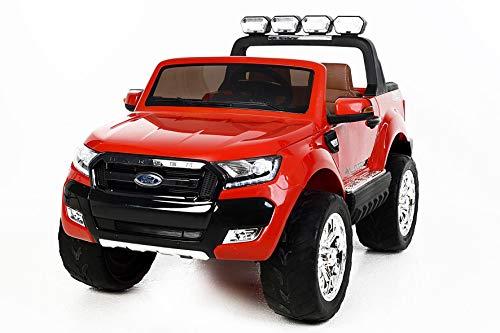 Ford Ranger Wildtrak 4X4 LCD Luxury Macchina Elettrica per Bambini, 2,4...