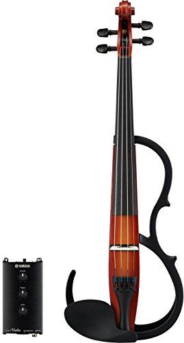 YAMAHA Silent Violin SV250BR braun voll