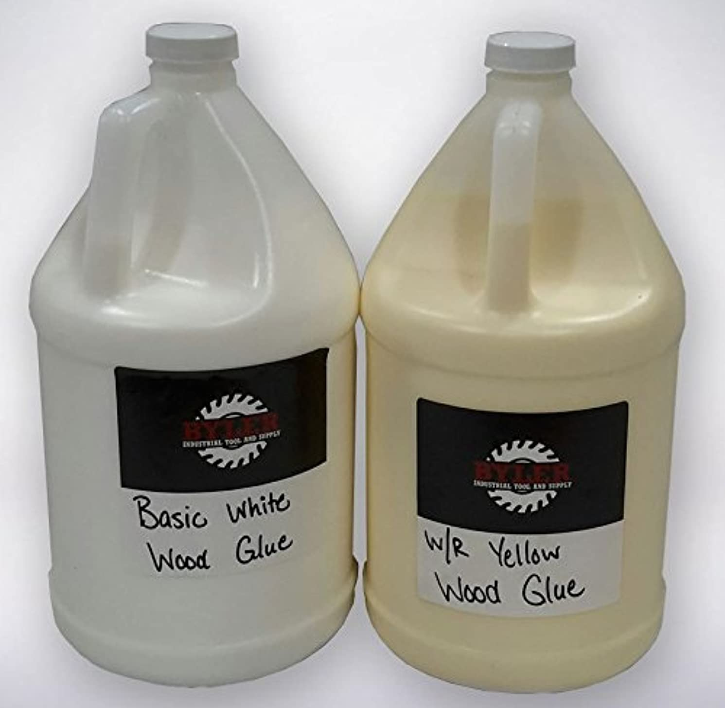Byler's Glue-All Multi-Purpose Liquid Wood Glue, Extra Strong, 1 Gallon, 1 Count - Great For Making Slime