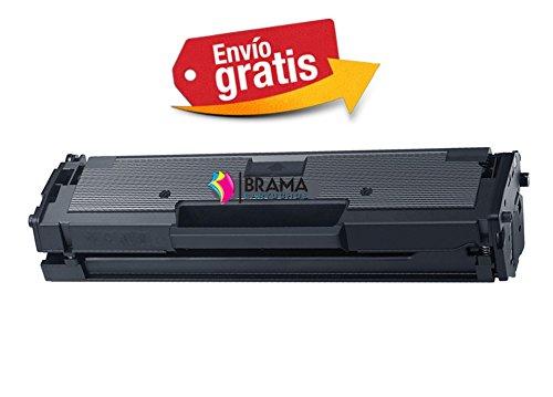 Bramacartuchos Toner kompatibel, ersetzen Samsung MLT-D111S/ELS für Samsung Xpress M 2022, M 2022W, M 2070, M 2070F, M 2070FW, M 2070W D111S. (1000Kopien)
