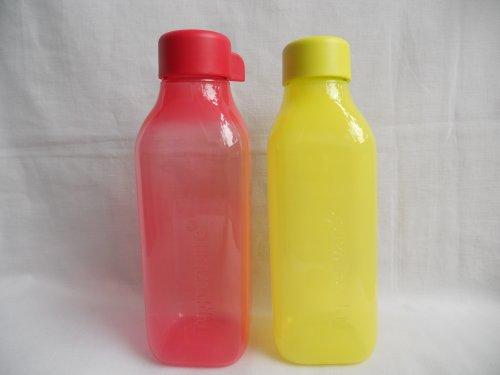 Tupperware Eco Easy 500ml Bottiglia, set di due bottiglie