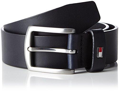 Tommy Hilfiger New Denton Belt Cintura, Blu (Midnight), 65 cm (Taglia fabricante M) Bambino