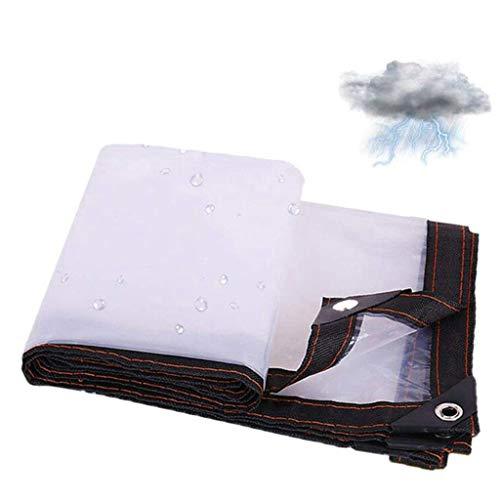 QI-CHE-YI Persenning Leinwand Persenning Padded Regen LKW-Auto-Persenning Sonnenschutz, Sonnenschutz im Freien Kunststoff Regen Cloth,1x2m