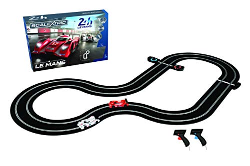 Scalextric C1368 Le Mans Sports Cars Set - Exclusive to Amazon