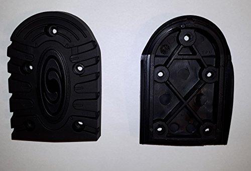 Salomon Sohlenplatten Back Sole 12mm Impact 22 33