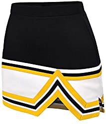 Chasse Girls 3-Color Stunt Cheerleader Uniform Skirt