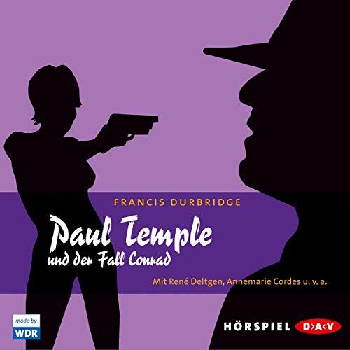 Paul Temple und der Fall Conrad Titelbild