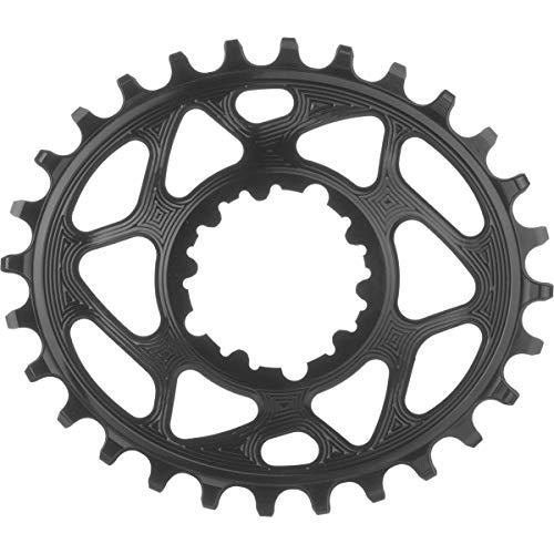 absoluteBLACK Ovales Kettenblatt für SRAM XX1 Spiderless Black Ausführung 28T 2020 Kettenblätter
