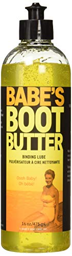 BABE'S BB7116 Boot Butter Binding Lubricant - Pint
