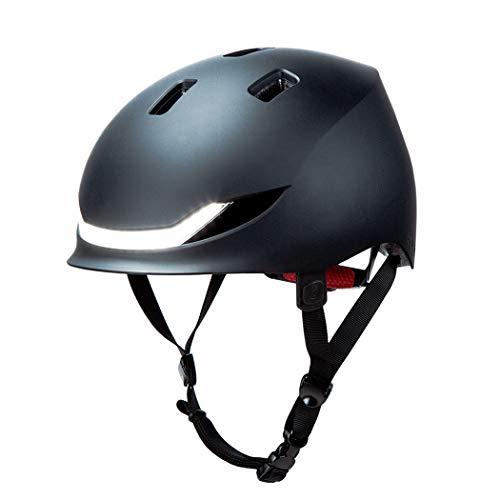 Lumos Matrix マトリックス 自転車用 ヘルメット ウィンカーランプ ブレーキランプ iPhone Apple Watch 連携