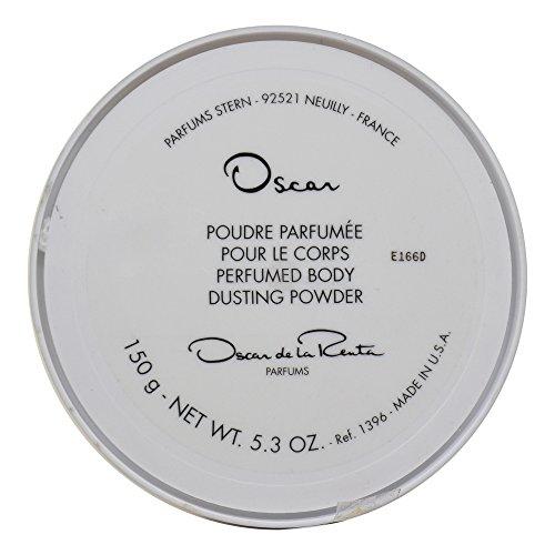 Oscar By Oscar De La Renta For Women,Dusting Powder 5.2 Oz.