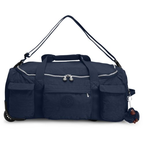 Kipling Discover Small, True Blue, One Size