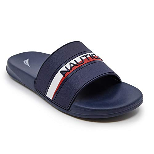 Nautica mens Stono Blue Size: 6 UK