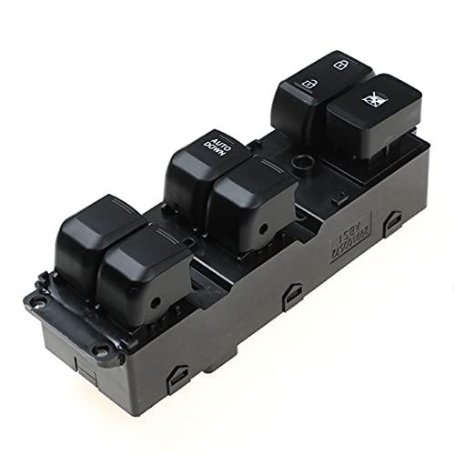 RickyWong Interruptor de Control de la Ventana eléctrica para KIA 2011 2012 2013 2014 2015 Rio K2 93570-4x300 935704x300