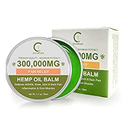 Natural Ingredient: The unique formula is rich in natural ingredients, Our natural formula contains the high concentration of Hemp Extract, Menthol, Aloe Veraect, Arnica Montana, ect. Which helps to relieve joint stiffness and pain, and has a certain...