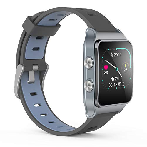 Leotec Smartwatch GPS Swim Swolf Gris