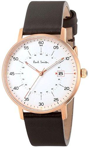 [ポールスミス] 腕時計 Gauge P10077 メンズ 並行輸入品 ブラウン [並行輸入品]